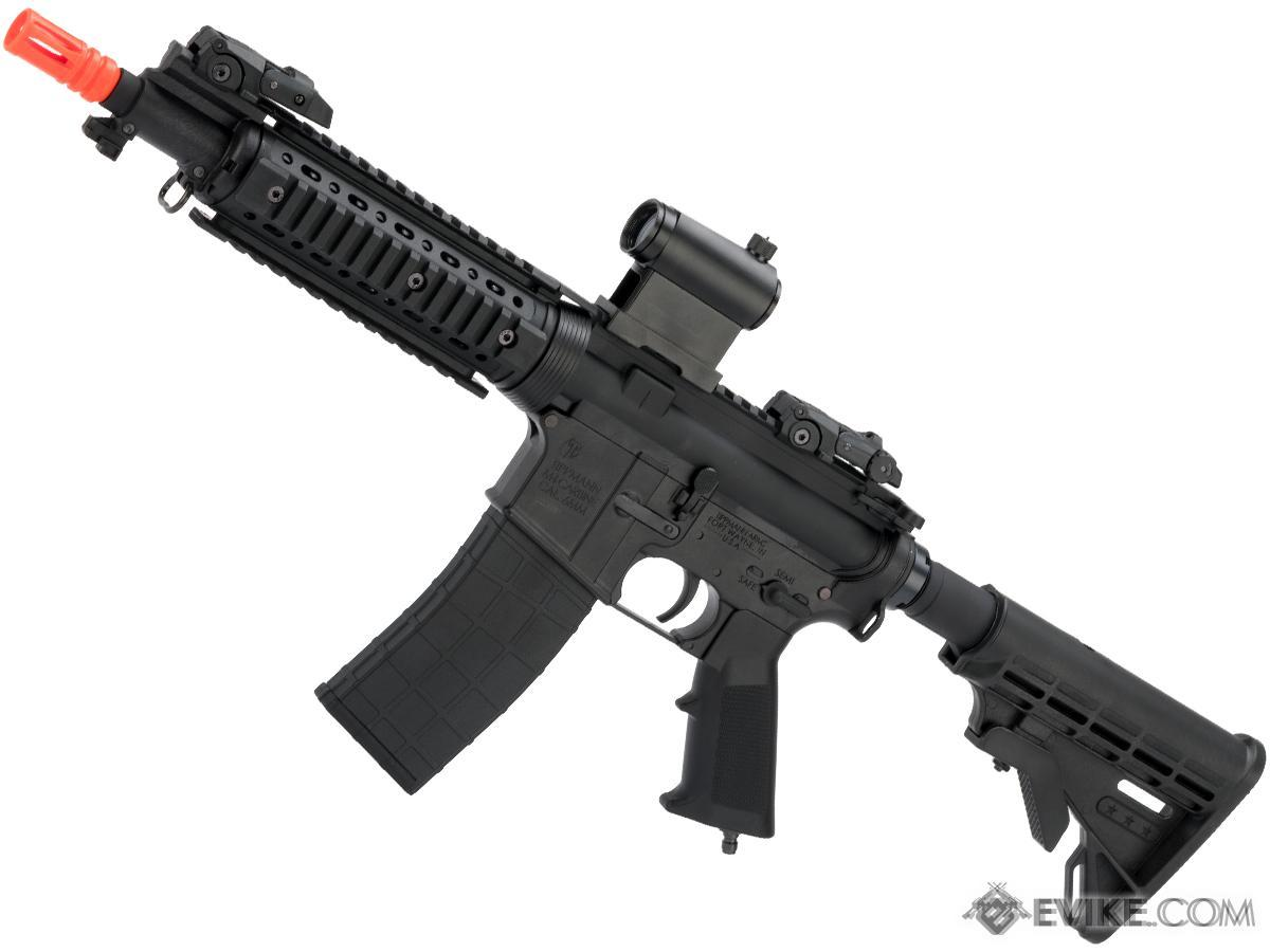 Tippmann M4 Carbine Airsoft Gas Blowback CO2 / HPA Rifle (Length: CQB Length)