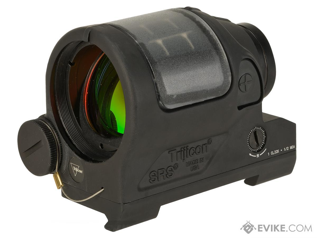 Trijicon SRS Sealed Reflex Sight with 1.75 MOA Red Dot - Quick Detach Mount