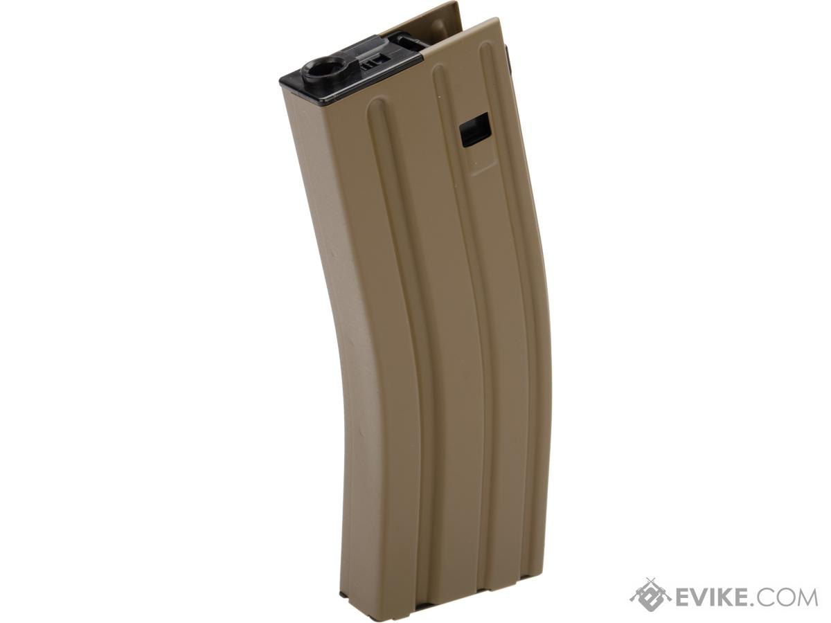 Tokyo Marui Next Gen M4 430 Round High Cap Magazine for Next Generation Airsoft AEG (Color: Tan)