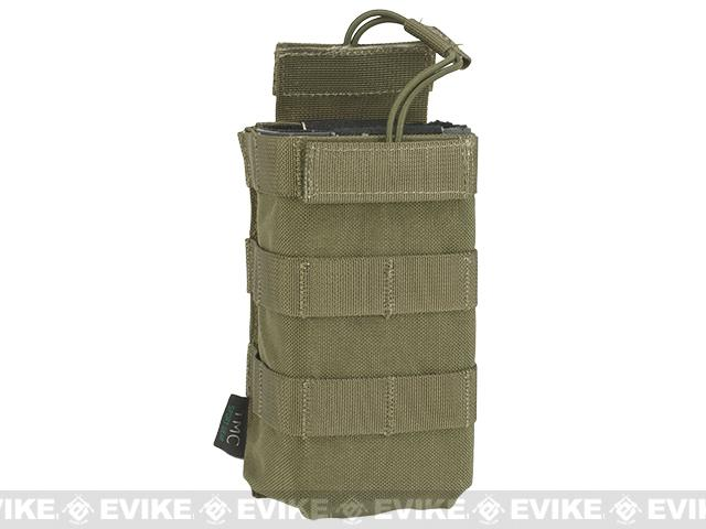 TMC MOLLE Compatible  Universal Hard Sided Pouch - Tan