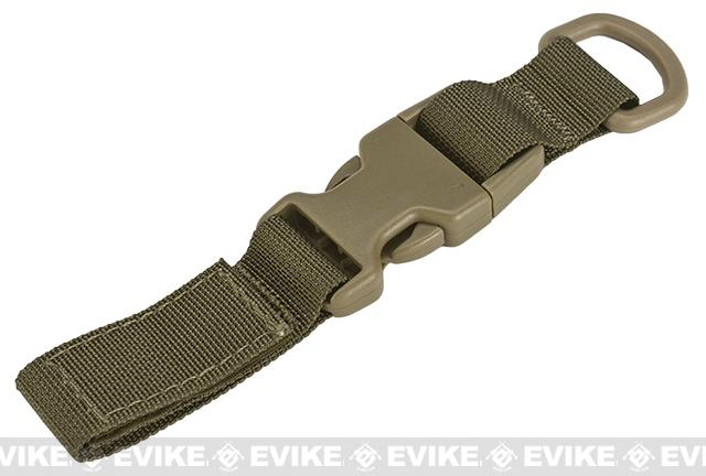 TMC MOLLE Shackle Long - Khaki