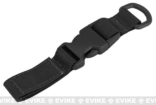 TMC MOLLE Shackle Long - Black