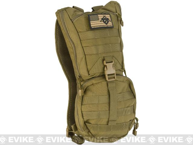 TMC Ambush Hydration Pack - Khaki