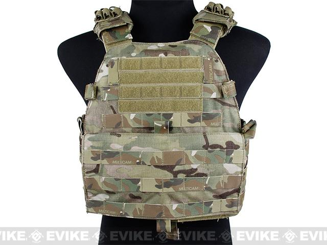 TMC EG Assault Plate Carrier - Multicam
