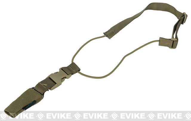 Emerson Steel GI-Style MP7 SMG Compact Rifle Sling - Khaki