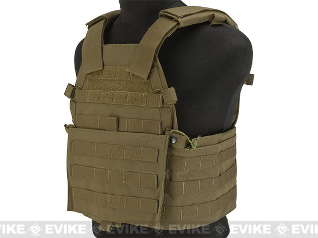 TMC 2325 Lightweight Plate Carrier - Coyote
