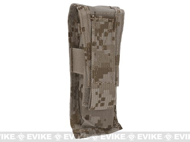 TMC Single Pistol Magazine MOLLE Pouch - AOR1