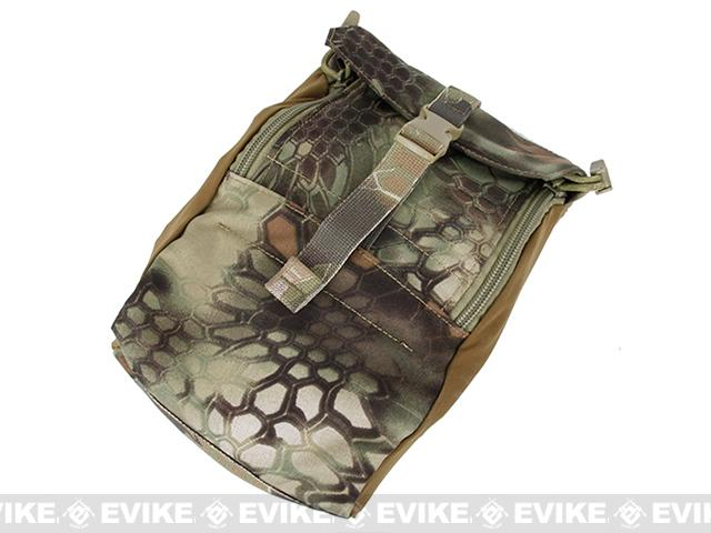 TMC 973 General Purpose MOLLE Pouch - Forest Serpent