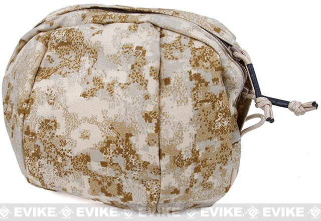 TMC MOLLE Billowed Utility Pouch (Color: PenCott Sandstorm)