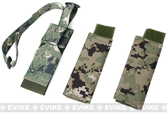 z TMC Doff Webbing Kit for JPC Plate Carriers - AOR2