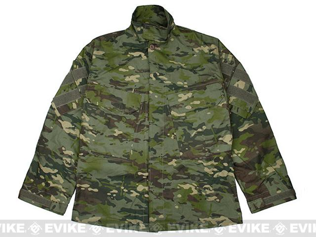 TMC G3 Combat Field Shirt - Multicam Tropic (Size: Small)