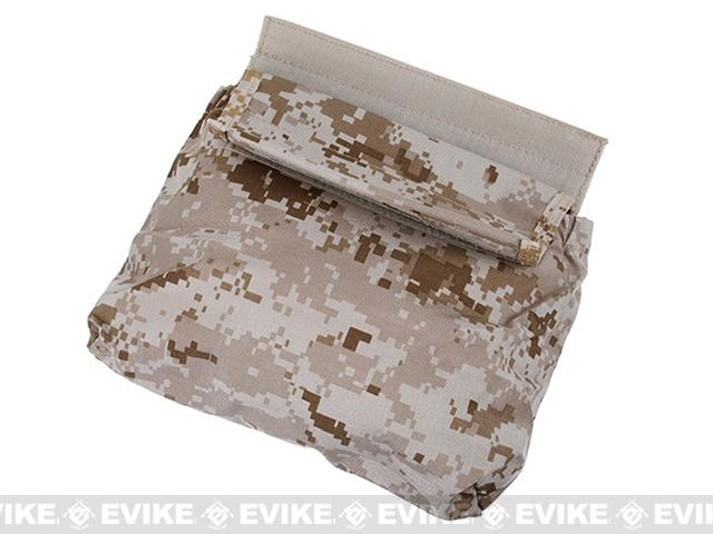 TMC Hook and Loop Roll-Up Dump Pouch - AOR1