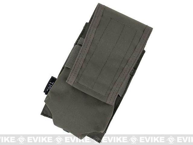 TMC Single Magazine Pouch for 417 Magazines - Ranger Green