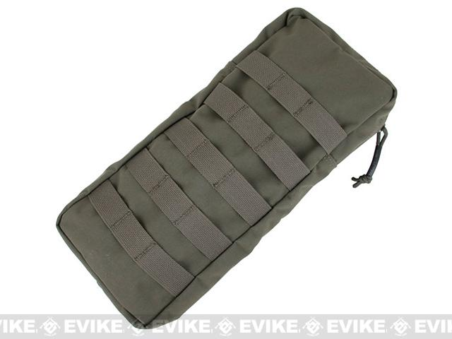 TMC MOLLE Compatible Low Profile Hydration Pouch (Color: Ranger Green)