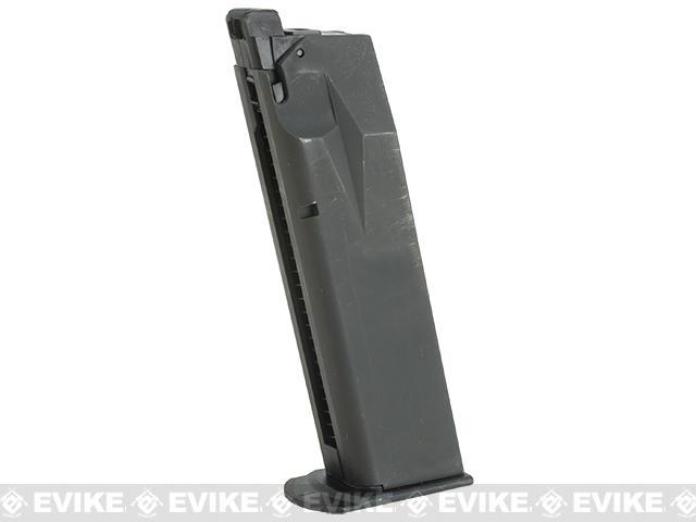 Gas Magazine for Tokyo Marui P226 E2 Series Gas Blowback Airsoft Pistols - Black