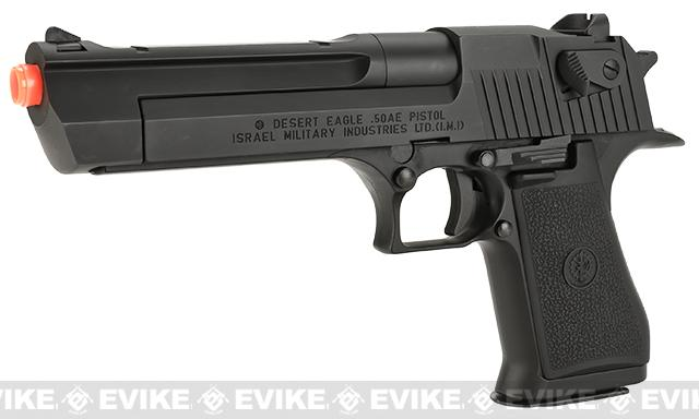 Pre-Order ETA July 2019 Tokyo Marui Desert Eagle .50AE Hard Kick Airsoft GBB Pistol (Color: Black)