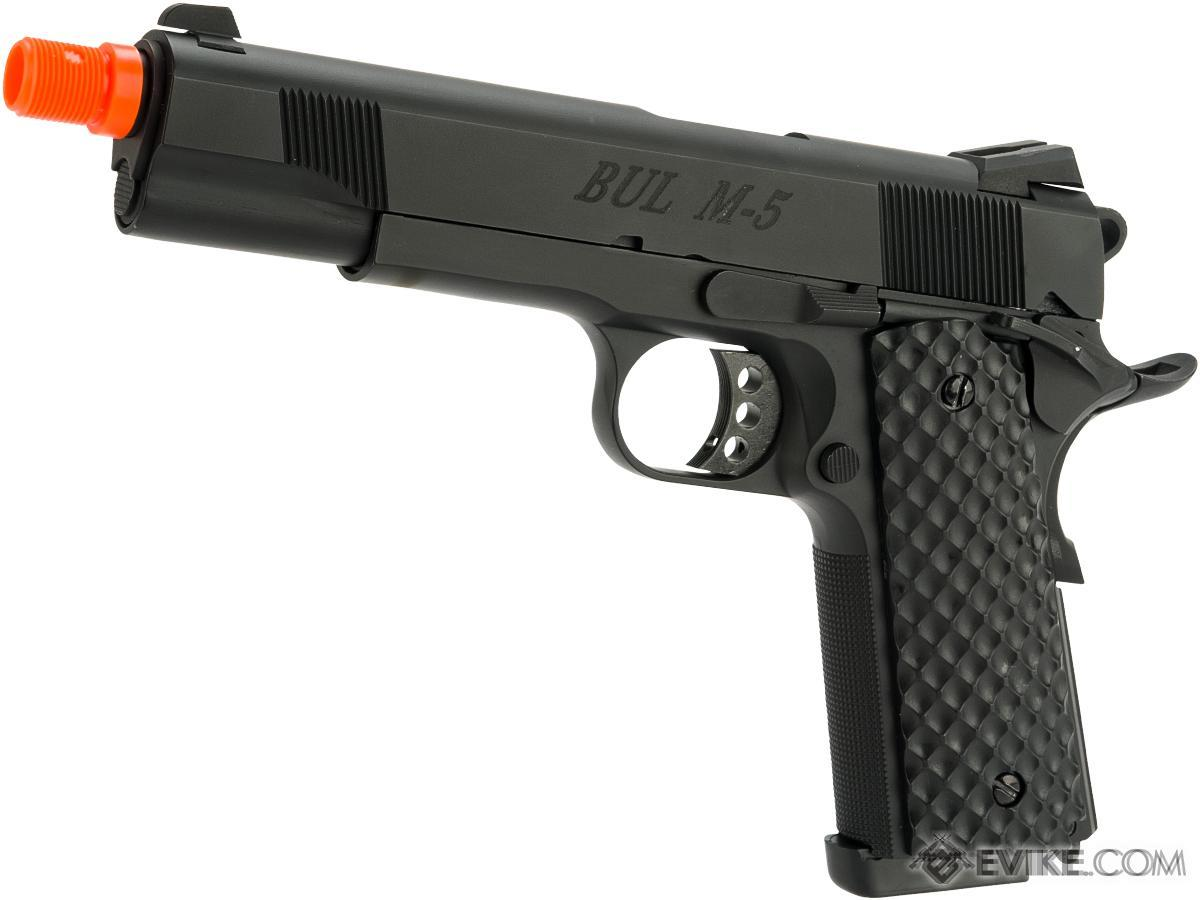 Bul Classic M-5 1911 Gas Powered Airsoft Pistol by Tolmar