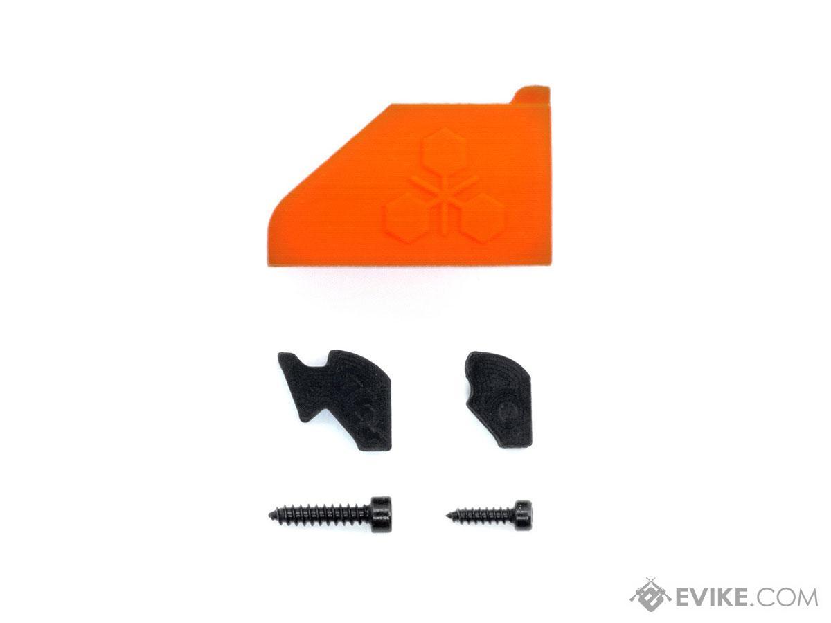 Tridos Unicorn Pistol Mag Speedloader Adapter w/ Magazine Hook (Color: Orange)