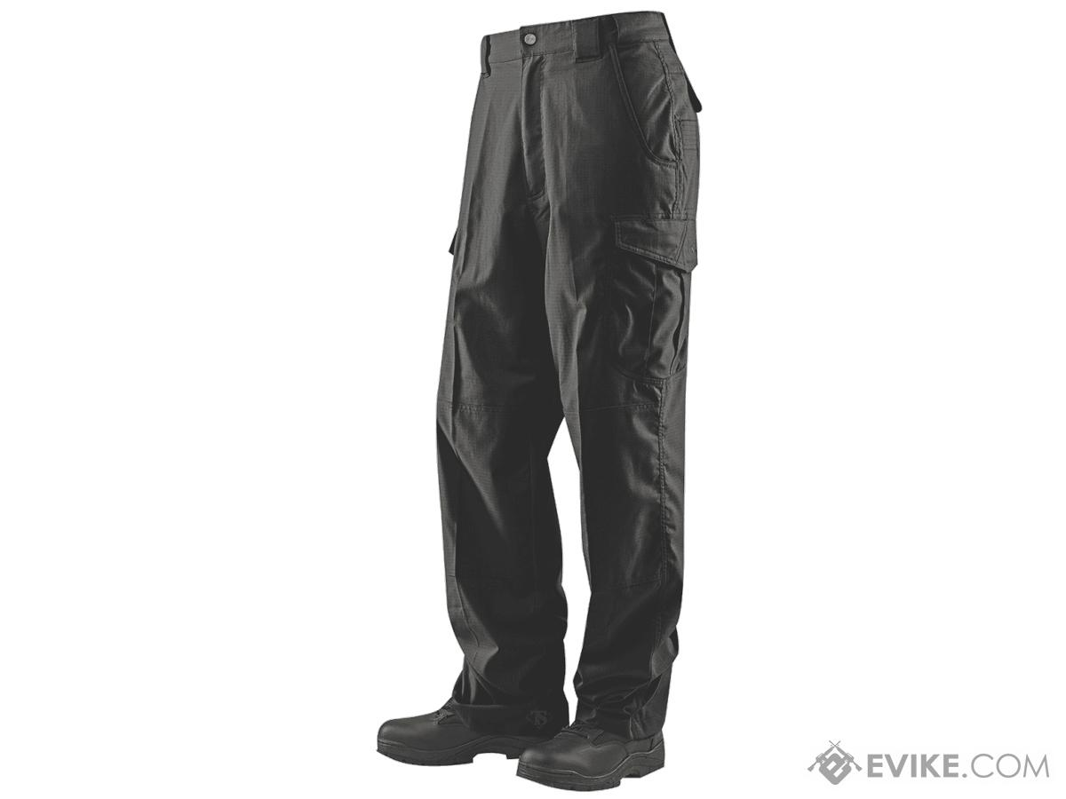 Tru-Spec Men's 24-7 Series Ascent Tactical Pants (Color: Black / 30x30)