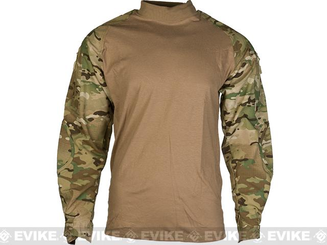 Tru-Spec Tactical Response Uniform  Combat Shirt - Multicam (Size: Large)