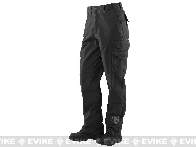 Tru-Spec 24-7 Original Tactical Pants - Black (Size: 30x30)
