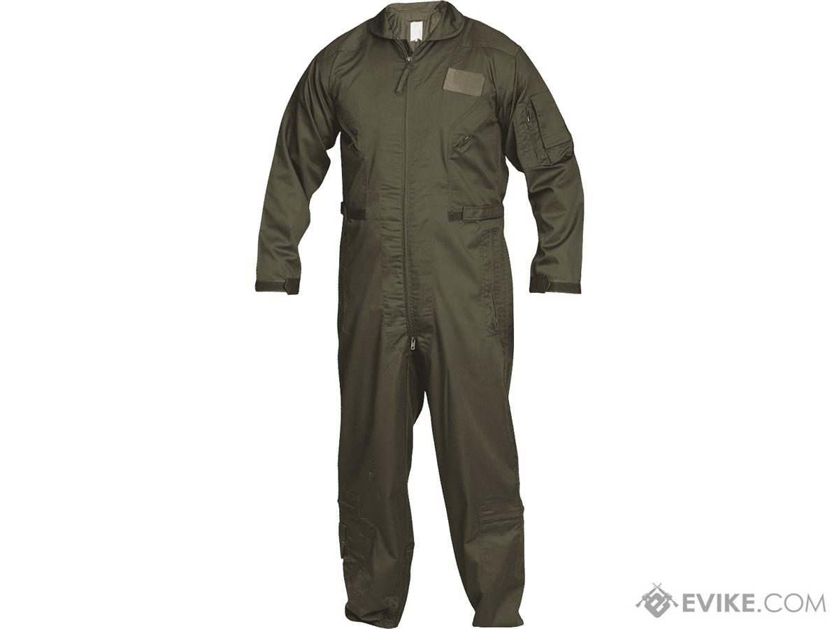 Tru-Spec 27-P Basic Poly-Cotton Flight Suit (Color: Sage Green / Small-Regular)