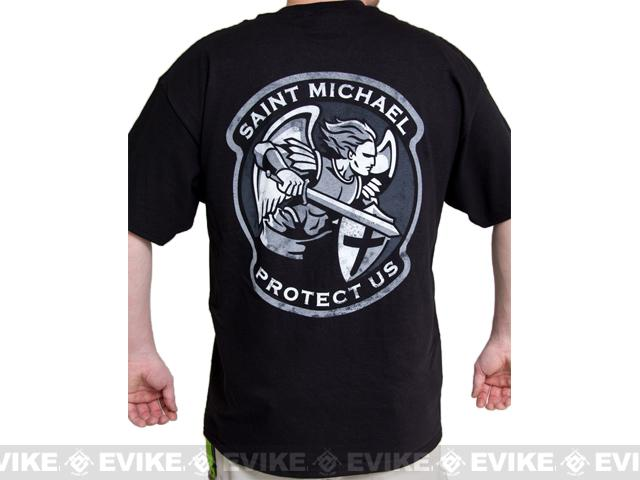 Mil-Spec Monkey Saint Modern Shirt - Black / X-Large