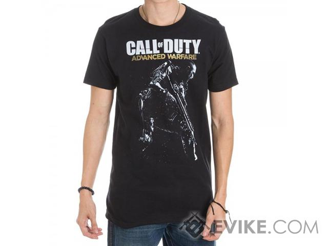 Call of Duty Advanced Warfare Gunman T-Shirt (Size: Small)