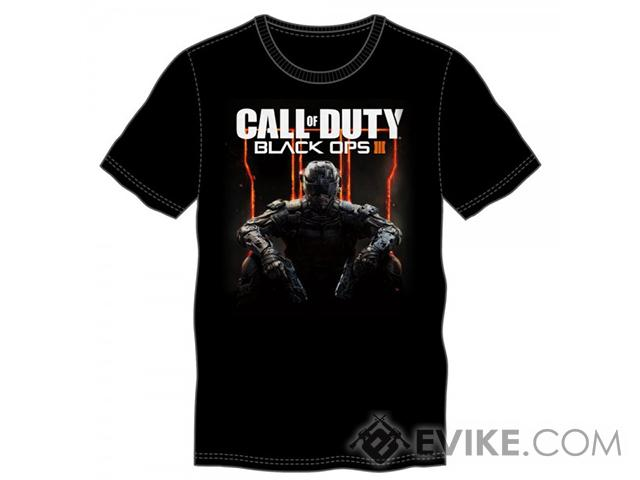 Call of Duty Black Ops III T-Shirt (Size: Small)