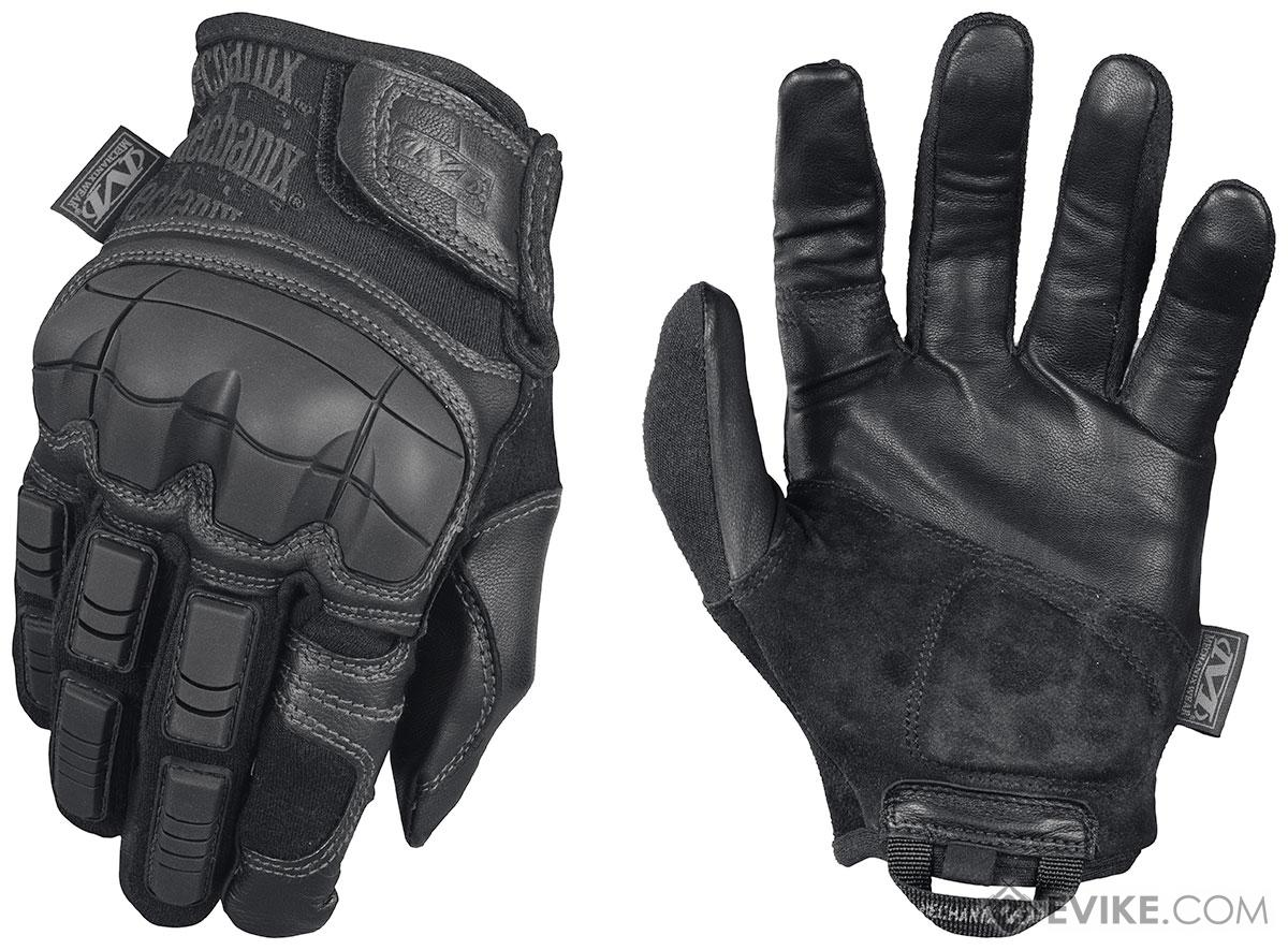 Mechanix Wear Breacher Covert Tactical Gloves - Black (Size: X-Large)