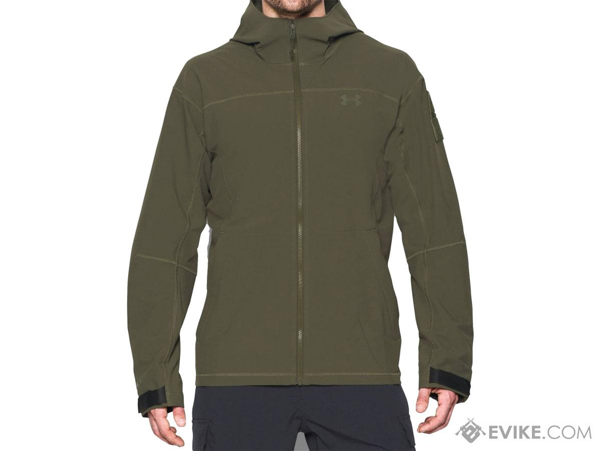 Under Armour Men's UA TAC Softshell 3.0 Jacket (Color: OD Green / Large)