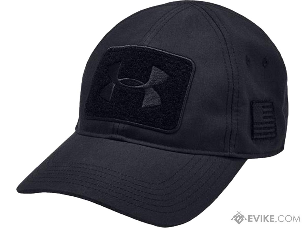 fdd20bcdbdd Under Armour Men s Tac Field Patch Cap (Color  Black)