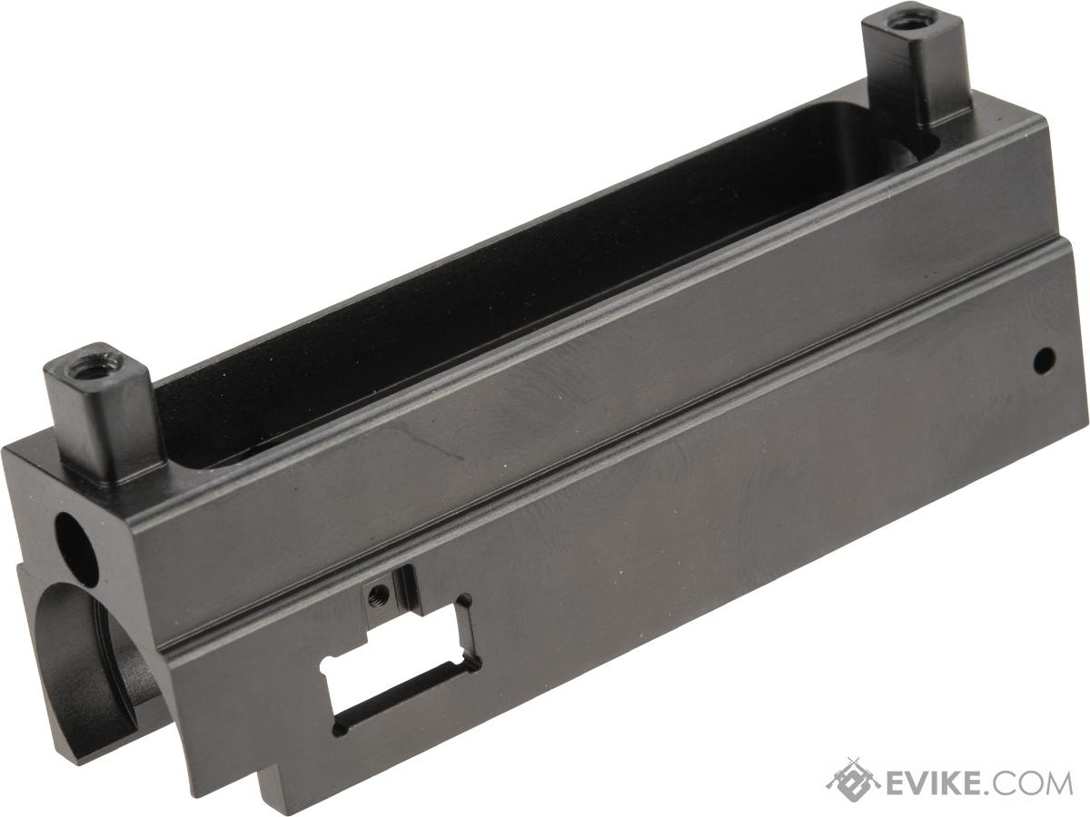 Dynamic Precision Aluminum Bolt Carrier For WE-Tech Scar-L Gas Powered Rifles (Color: Black)