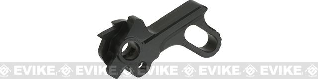 UAC Match Grade Stainless Steel Hammer For Hi-Capa Series Airsoft Pistols Type B - Black