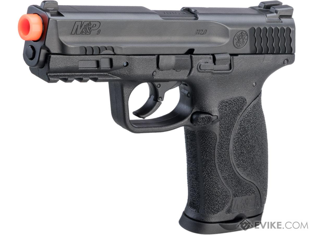 Elite Force Fully Licensed S&W M&P9 M2.0 CO2 Powered Half-Blowback Airsoft Pistol
