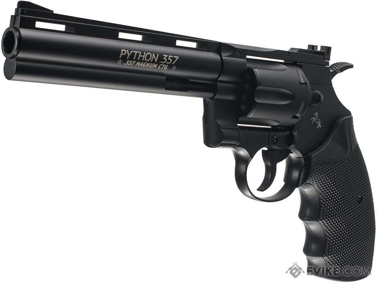 Colt Python 6 inch 4.5mm Airgun Revolver by Umarex (.177 cal AIRGUN NOT AIRSOFT)