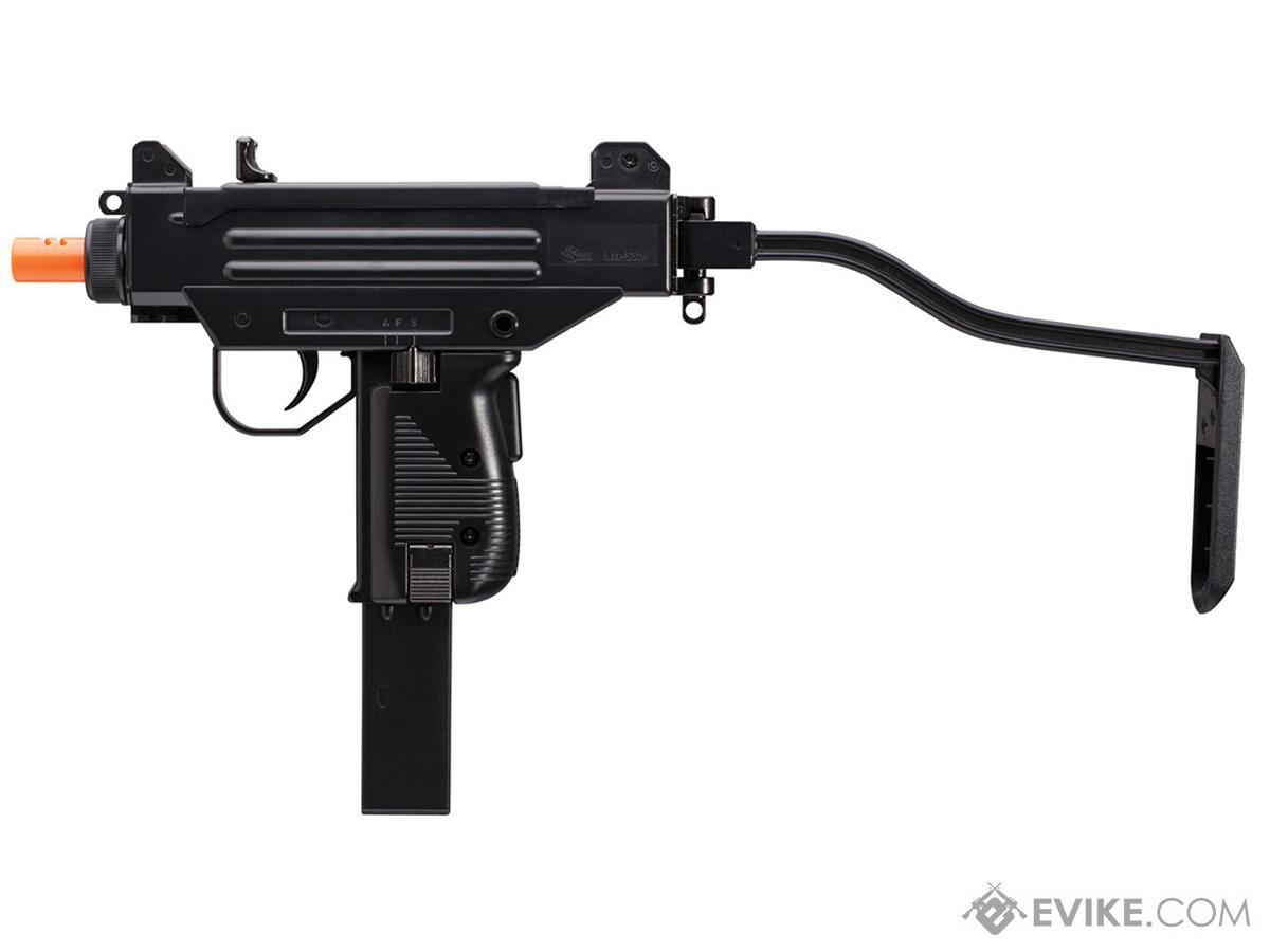 Iwi Licensed Micro Uzi Spring Powered Airsoft Pistol By Umarex