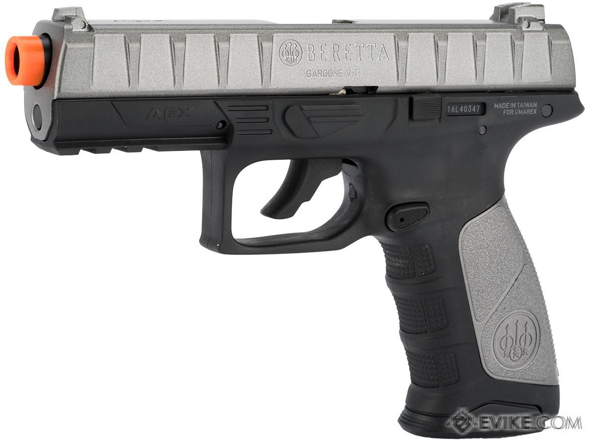 Beretta APX CO2 Powered Blowback Airsoft Pistol by Umarex