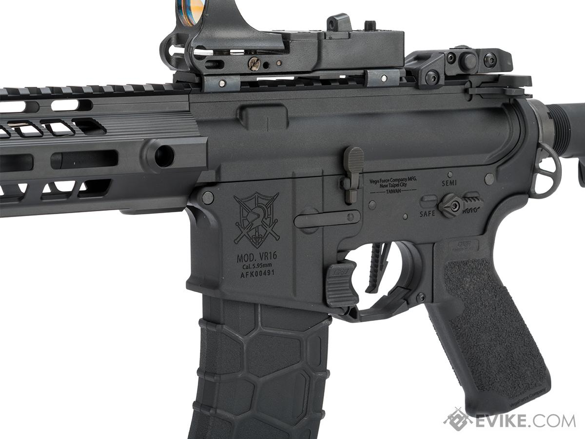 umarex 69873 5 elite force vfc avalon full metal vr16 saber cqb m4 aeg rifle with  at n-0.co