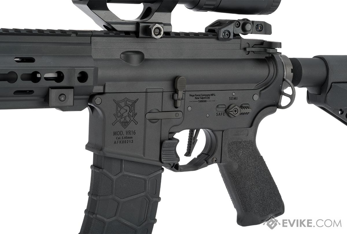 umarex 69879 5 elite force vfc avalon full metal vr16 calibur carbine m4 aeg  at n-0.co
