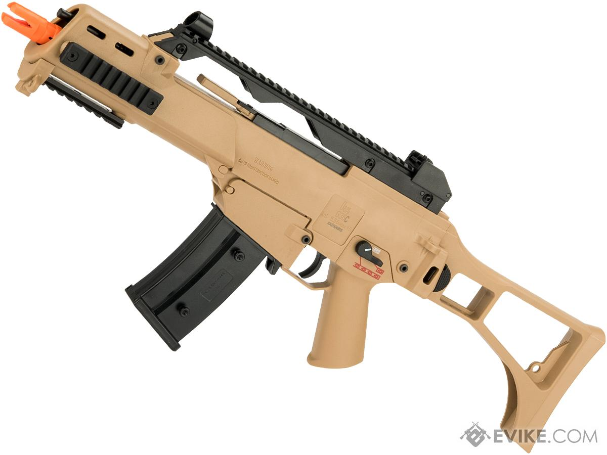 H&K G36C Competition Series Airsoft AEG Rifle by Umarex (Color: Dark Earth)
