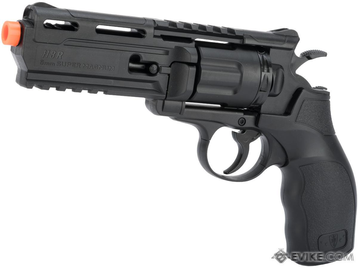Elite Force H8R CO2 Powered Airsoft Revolver