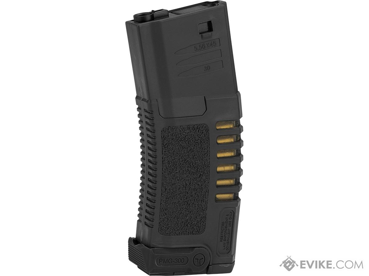 ARES Amoeba 250rd Gen5  Magazine for M4/M16 Series Airsoft AEG Rifles (Color: Black / Set of 5)