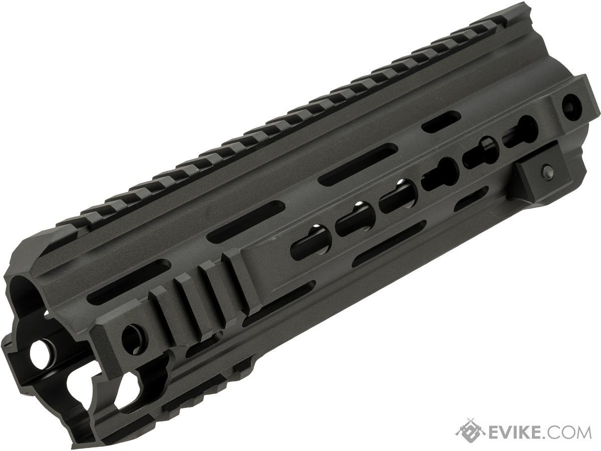 VFC Aluminum Calibur Keymod  Handguard for 416 Series Airsoft AEGs (Color: 9 / Black)