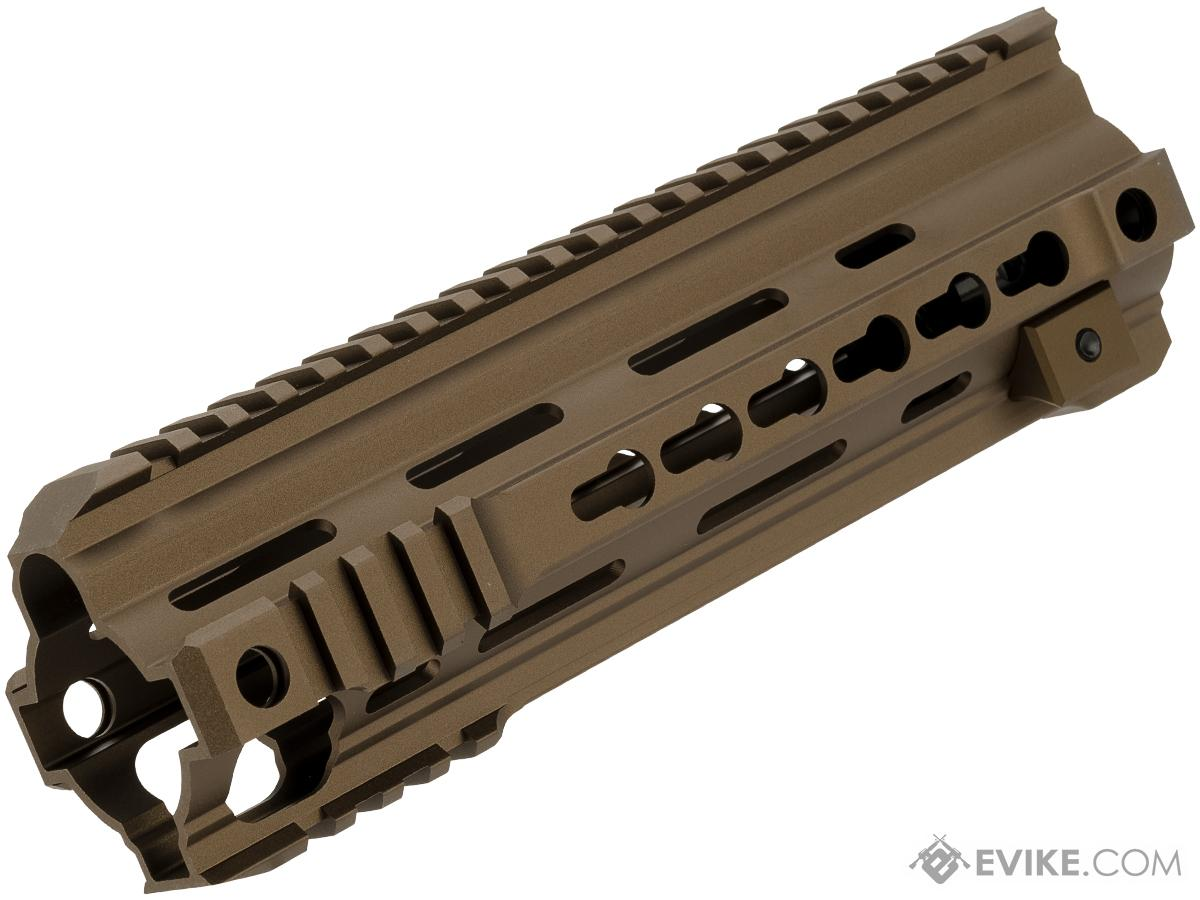 VFC Aluminum Calibur Keymod  Handguard for 416 Series Airsoft AEGs (Color: 9 / Bronze)