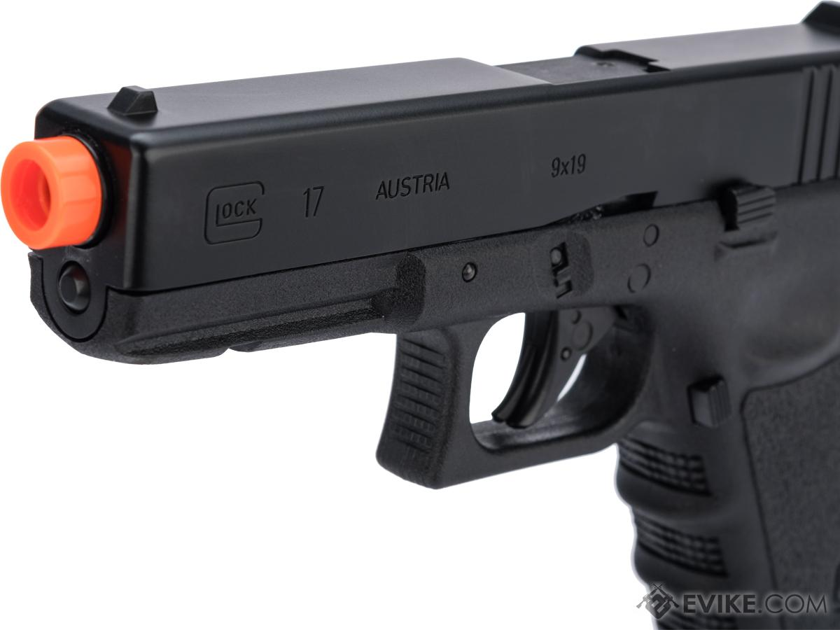 Elite Force Fully Licensed GLOCK 17 Gen 3 CO2 Blowback Airsoft Pistol