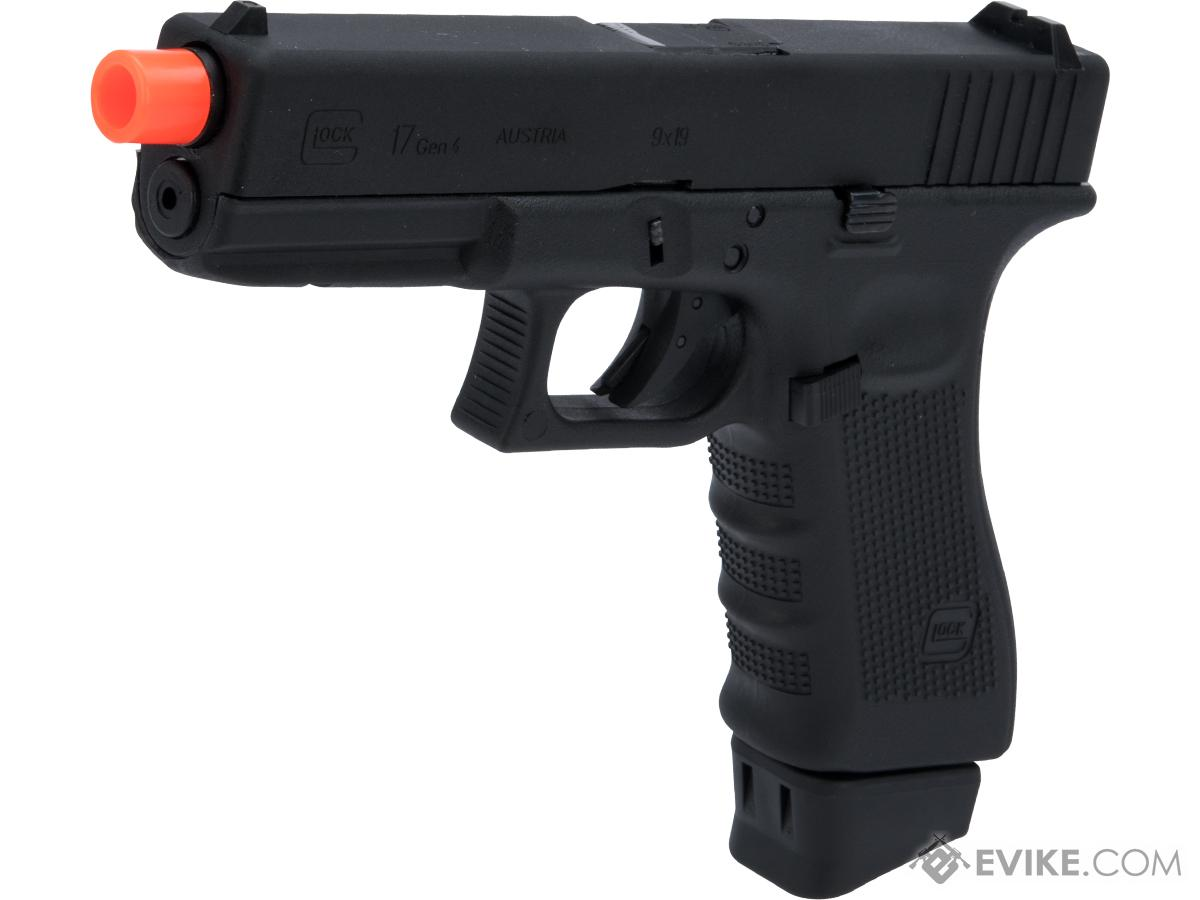 Elite Force Fully Licensed GLOCK 17 Gen.4 Gas Blowback Airsoft Pistol (Type: CO2)