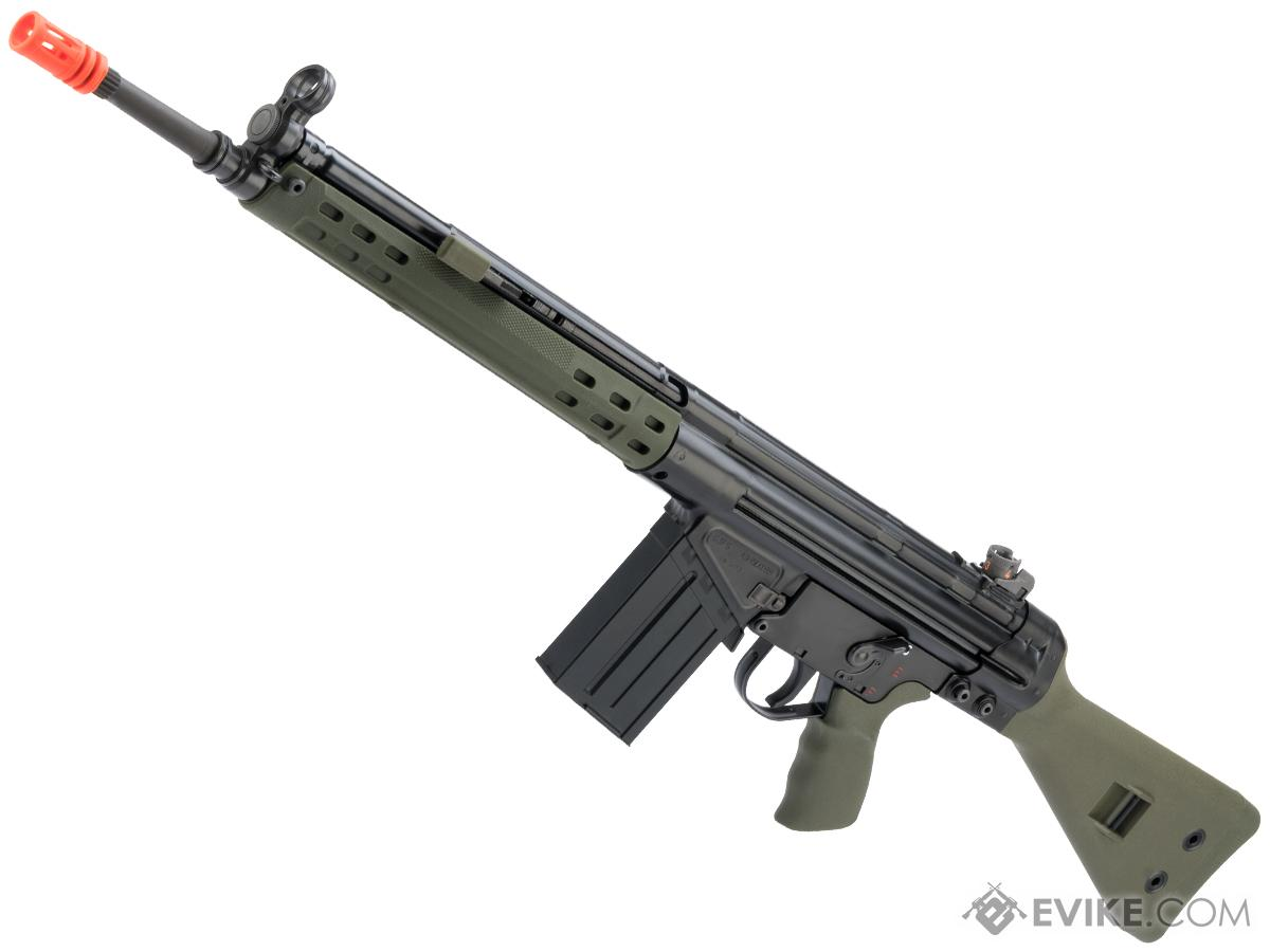 WE-Tech H&K Licensed G3A3 Airsoft GBB Rifle