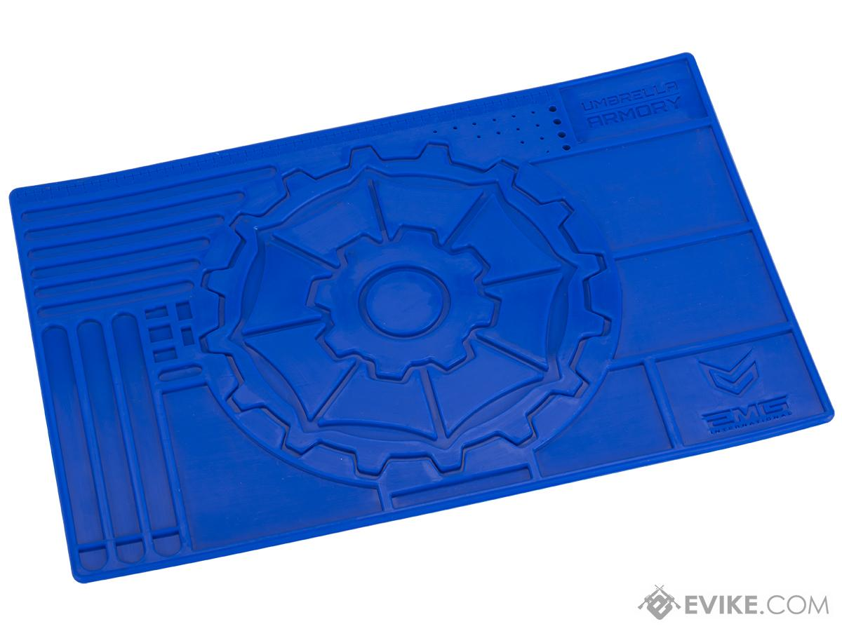 EMG / Umbrella Armory Tech Mat Pro Rubber Work Mat (Color: Training Blue)