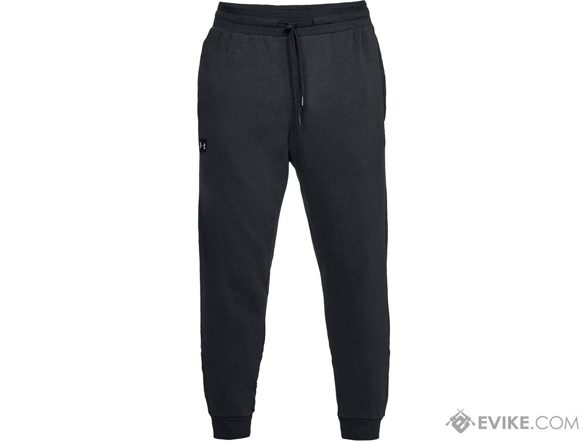 Under Armour UA Rival Fleece Jogger (Color: Black / Medium)